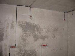 Электромонтажные работы в квартирах новостройках город Омск