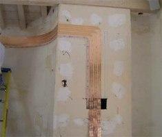 Электропроводка квартиры в Омске. Электрификация жилых помещений